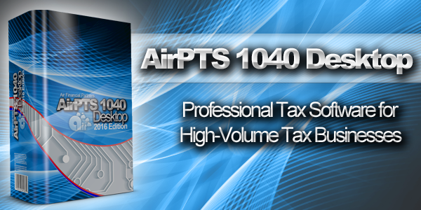 AirPTS 1040 Desktop
